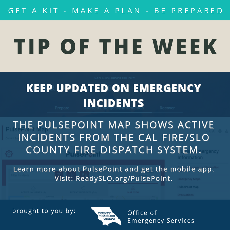 Keep Updated Tip of the Week